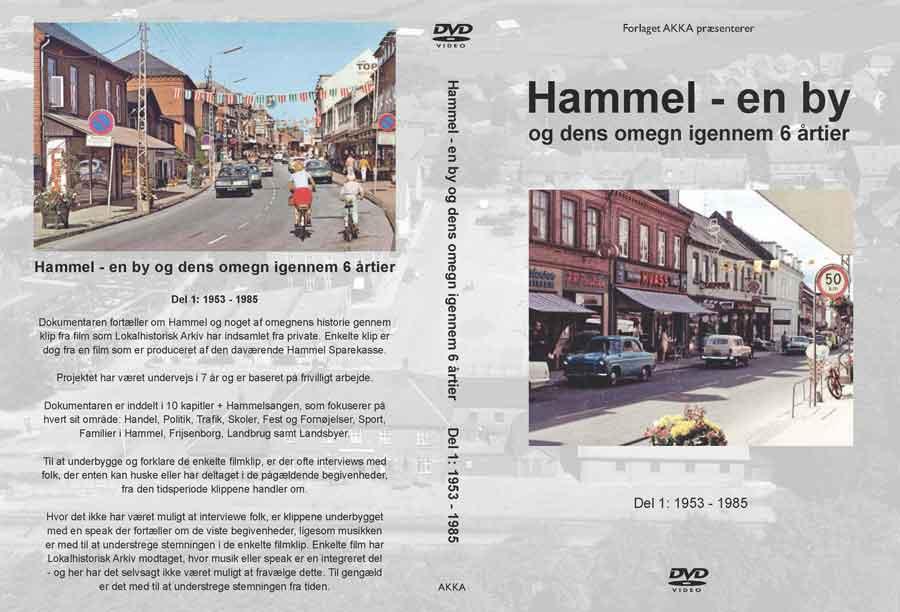 Filmen om Hammel – en by og dens omegn igennem seks årtier