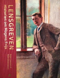 Ny bog om Lensgreve Mogens Frijs